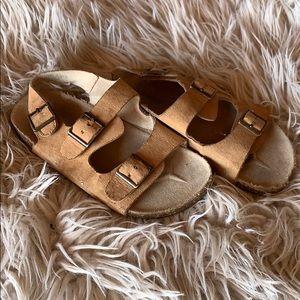 Old Navy Birkenstock style sandals